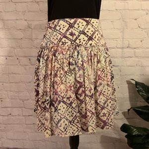 Fun Batik GAP Skirt
